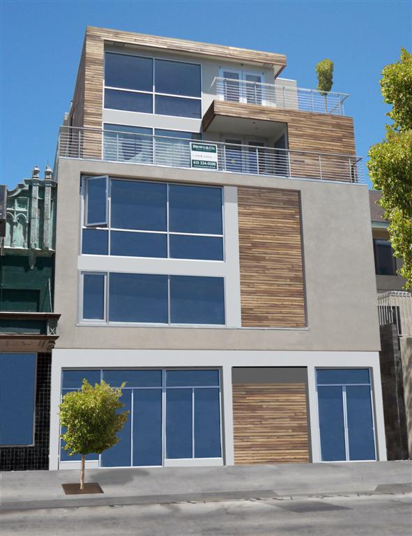 San Francisco Zero Net Energy Homes Project
