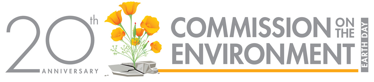 Commission on the Environment 20th Anniversary