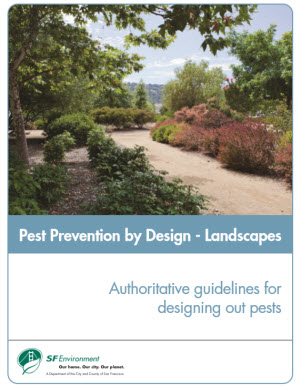 Pest Prevention By Design Guidelines Sfenvironment Org Our Home Our City Our Planet