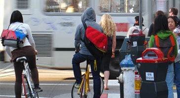 Sustainable Commuting