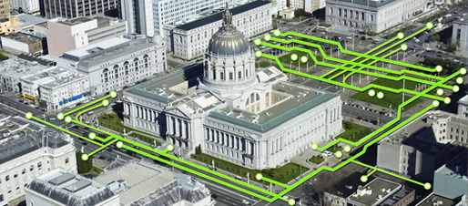 San Francisco's smart city intiatives