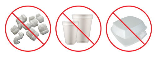 Polystyrene Foam And The Food Service And Packaging Waste