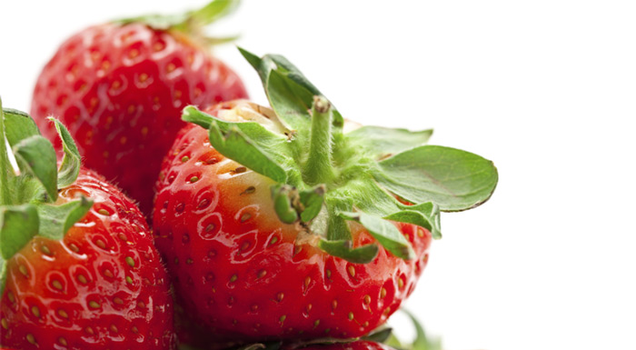 Seasonal Fruit: Strawberries