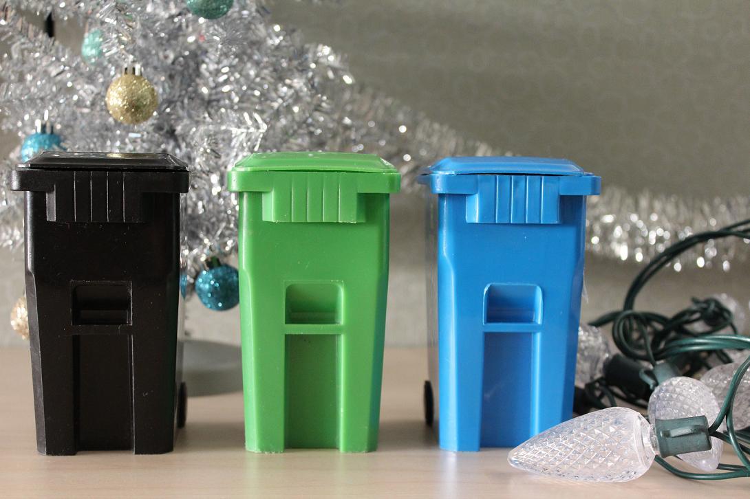 Tis the Season to Recycle! | sfenvironment org - Our Home