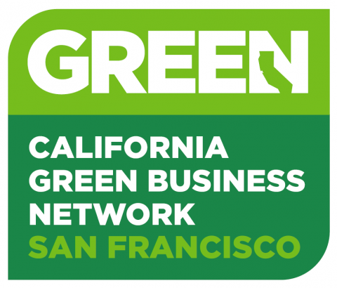 California Green Business logo