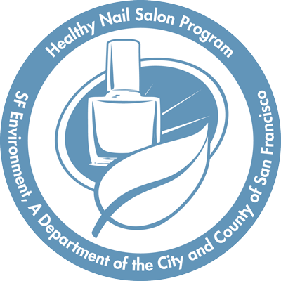 Healthy Nail Salons Logo