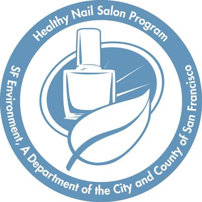 Healthy Nail Salons Logo